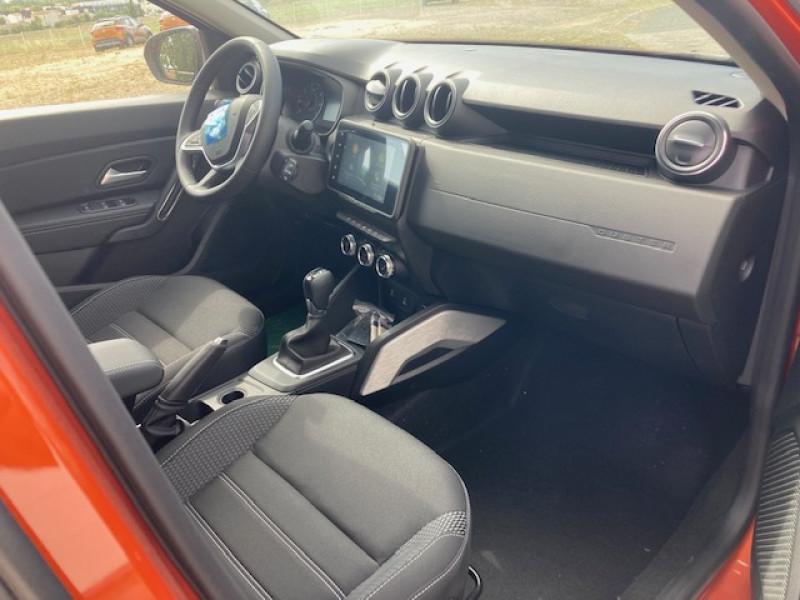 Photo 4 de l'offre de DACIA Duster Prestige Tce 150 cv CVT à 21900€ chez Lezeau automobiles