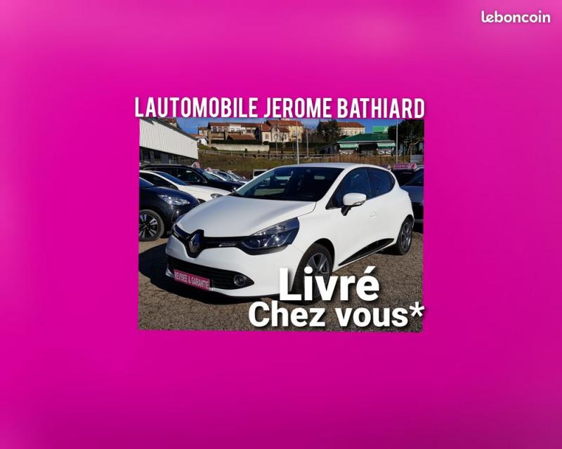 Photo 1 de l'offre de RENAULT Clio IV 1.5L DCI 90cv Dynamique Clim Bluetooth GPS Jantes Aluminium Radar de Recul à 7990€ chez L'Automobile - Jérôme BATHIARD
