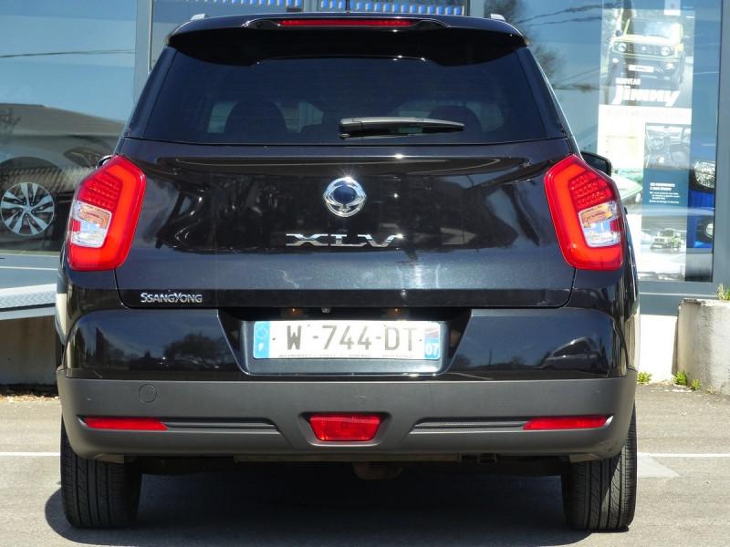 Photo 6 de l'offre de SSANGYONG Tivoli XLV 160 e-XDi 115 4WD AT6 à 19990€ chez Automobiles Laurent Violet