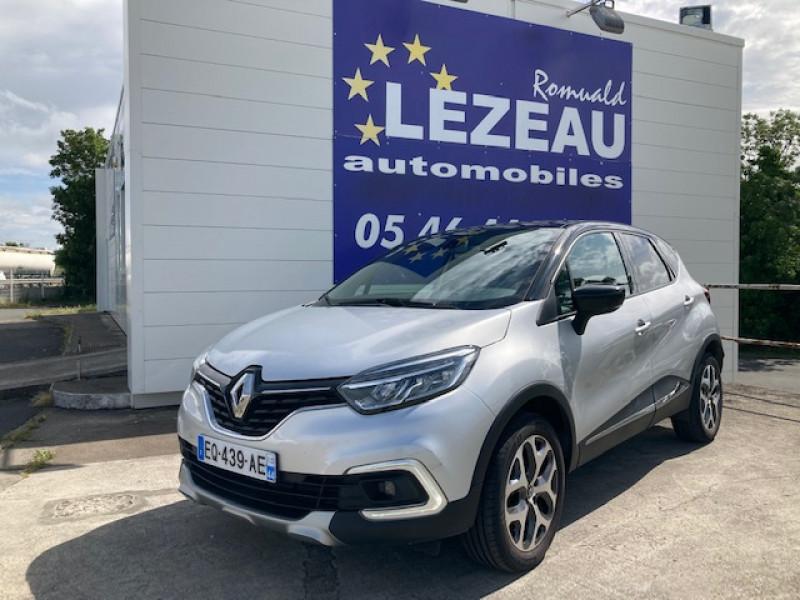 Photo 1 de l'offre de RENAULT Captur Intens Dci 90 cv à 12500€ chez Lezeau automobiles