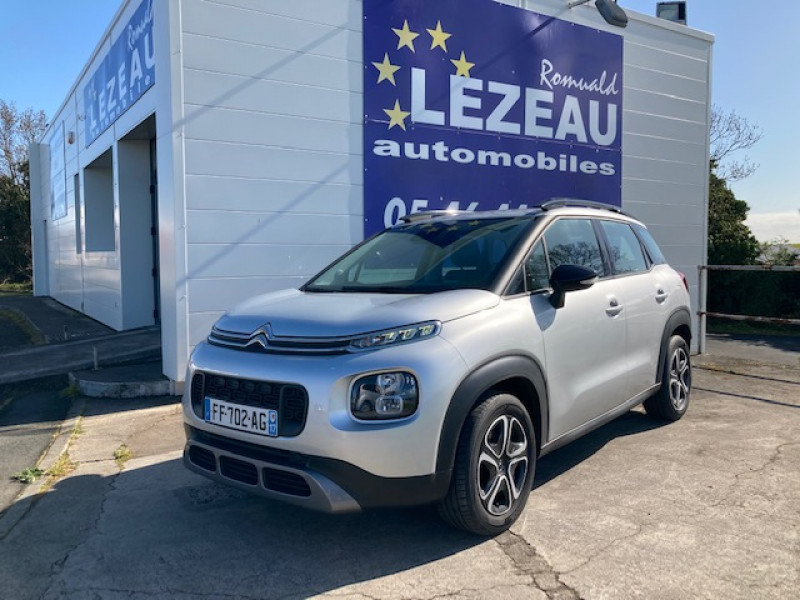 Photo 1 de l'offre de CITROEN C3 Aircross FEEL HDi 120 CV à 14500€ chez Lezeau automobiles