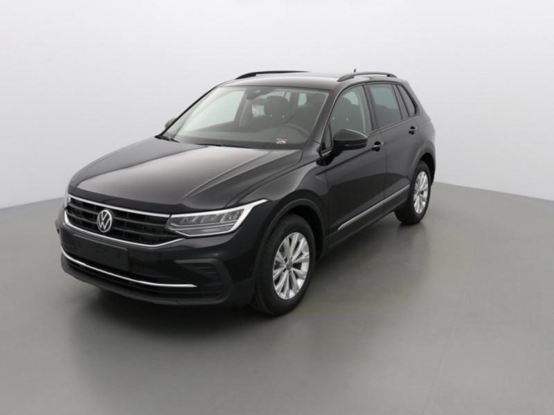Volkswagen Tiguan VOLKSWAGEN TIGUAN 3 LIFE Essence DEEP BLACK PERLA Neuf à vendre