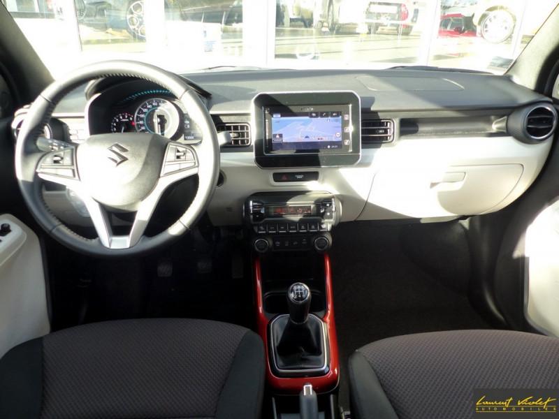Photo 7 de l'offre de SUZUKI Ignis 1.2 Dualjet Hybrid SHVS AllGrip Pack 1ère main -25% à 13990€ chez Automobiles Laurent Violet