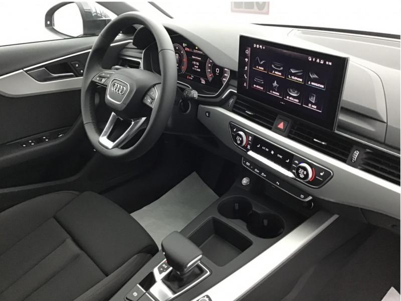 Photo 9 de l'offre de AUDI A4 Avant AUDI A4 AVANT BUSINESS ADVANCED à 37800€ chez Garage Leboeuf