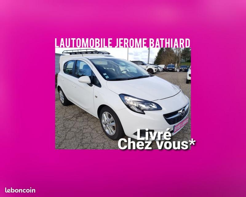 Opel Corsa AVEC SIÈGE PASSAGER TPMR 1.3L CDTI 75cv 56000km Chaîne de Distribution Diesel BLANC Occasion à vendre