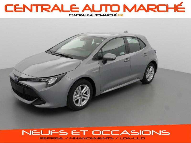 Photo 1 de l'offre de TOYOTA COROLLA HB DYNAMIC à 24258€ chez Centrale auto marché Périgueux