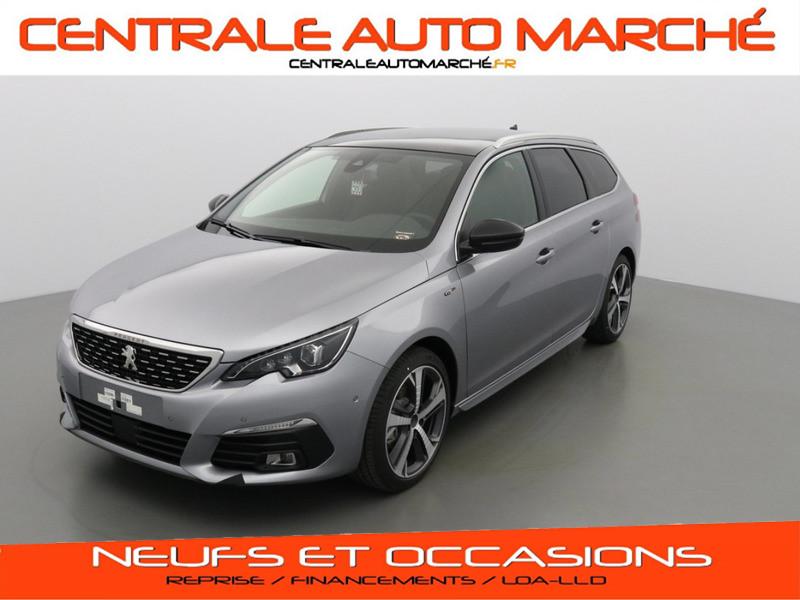 Peugeot 308 SW GT PACK ESSENCE M0F4 GRIS ARTENSE Neuf à vendre