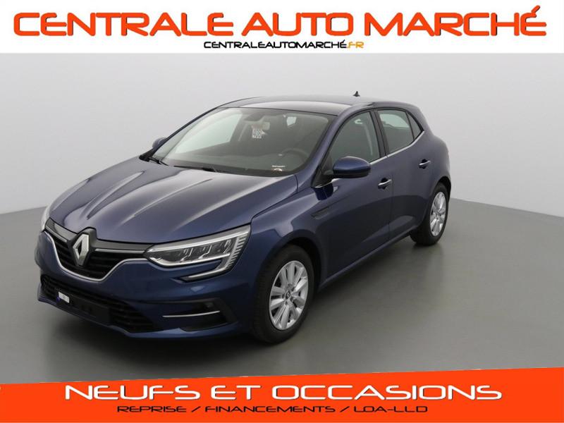 Renault MEGANE 4 PHASE 2 NORDIC DIESEL RPR BLEU COSMOS Neuf à vendre