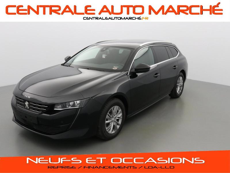 Photo 1 de l'offre de PEUGEOT 508 SW PHASE 2 ACTIVE à 29102€ chez Centrale auto marché Périgueux