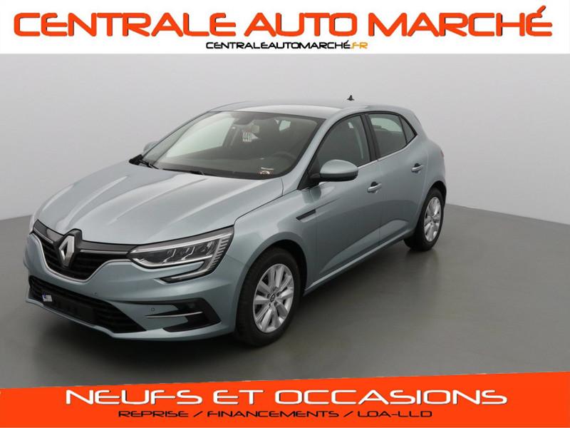 Renault MEGANE 4 PHASE 2 NORDIC DIESEL KQD GRIS BALTIQUE Neuf à vendre