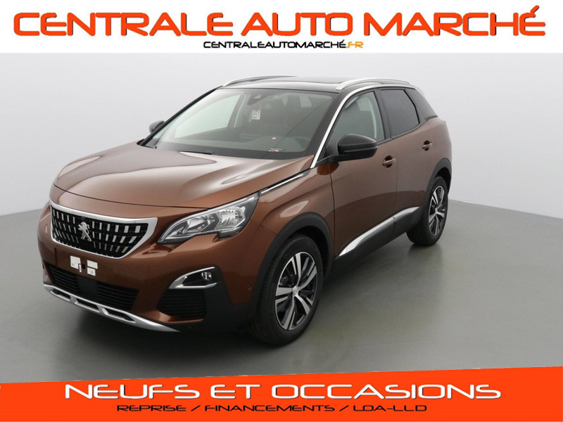 Peugeot 3008 Allure  DIESEL M0LG METALLIC COPPER Neuf à vendre
