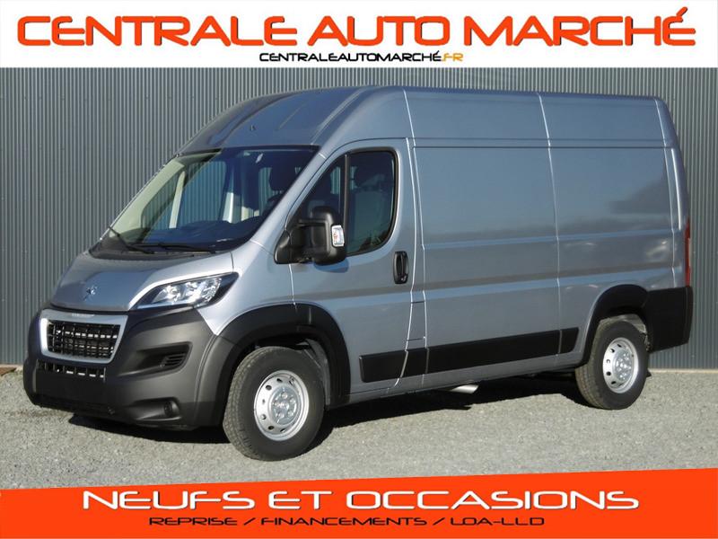 Photo 1 de l'offre de PEUGEOT BOXER FOURGON TOLE 435 L2H2 PREMIUM à 29667€ chez Centrale auto marché Périgueux
