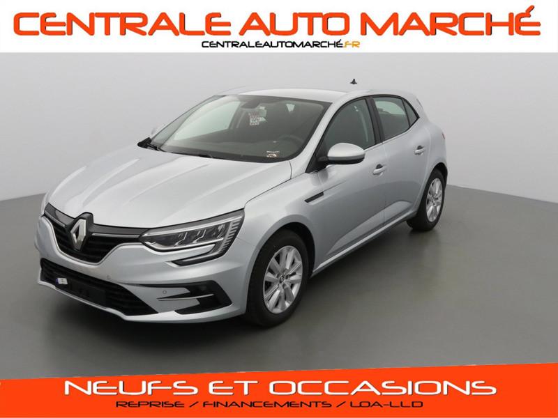 Renault MEGANE 4 PHASE 2 NORDIC DIESEL KQA GRIS HIGHLAND Neuf à vendre