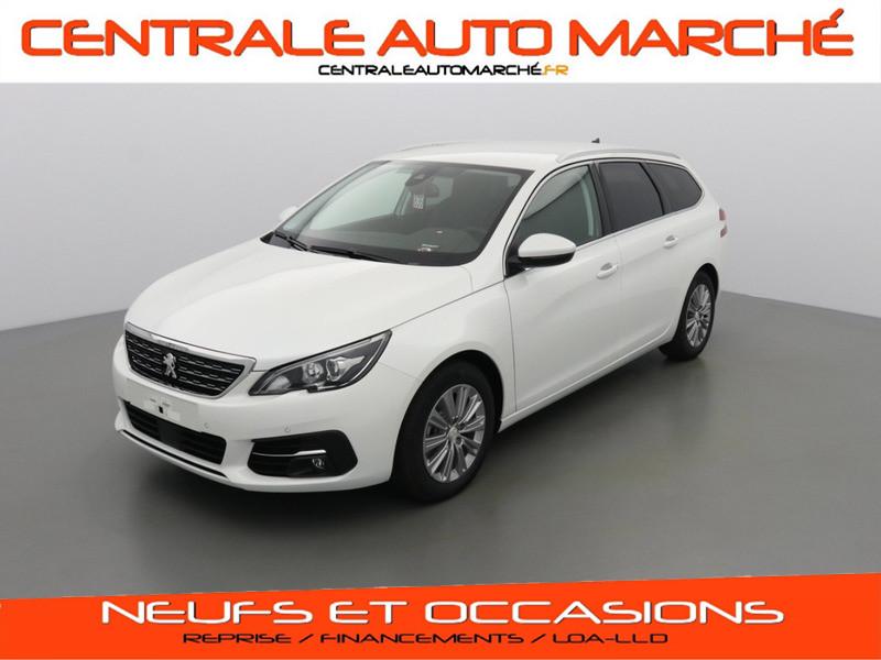 Peugeot 308 SW ALLURE PACK DIESEL M6N9 BLANC NACRÉ Neuf à vendre