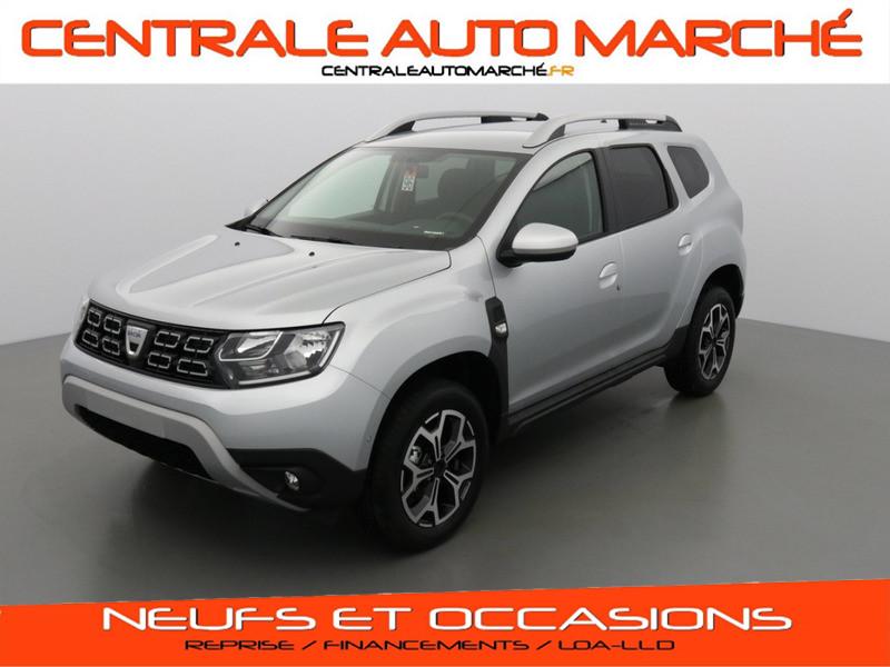 Dacia DUSTER 2 PRESTIGE DIESEL KQA GRIS HIGHLAND Neuf à vendre