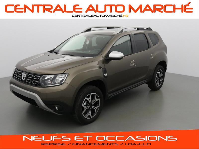 Dacia DUSTER 2 PRESTIGE ESSENCE CNM BRUN VISON Neuf à vendre