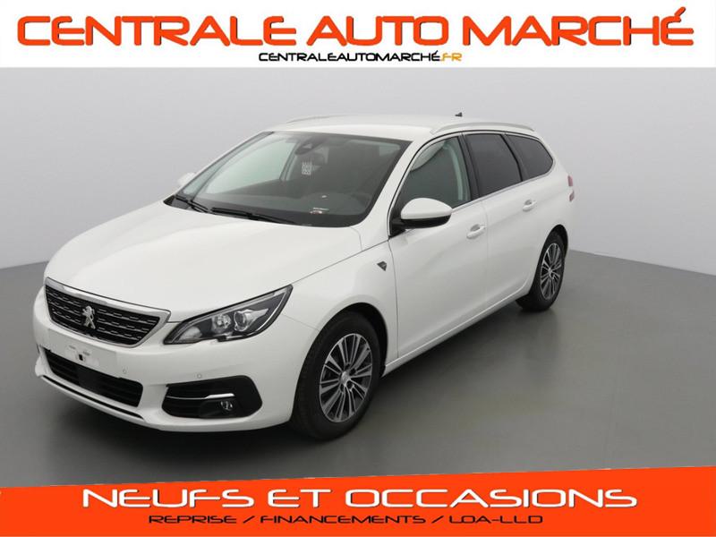 Photo 1 de l'offre de PEUGEOT 308 SW ROADTRIP à 23859€ chez Centrale auto marché Périgueux