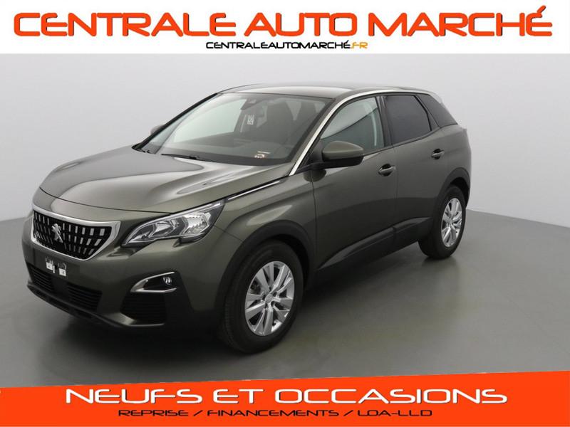 Photo 1 de l'offre de PEUGEOT 3008  ACTIVE à 25955€ chez Centrale auto marché Périgueux