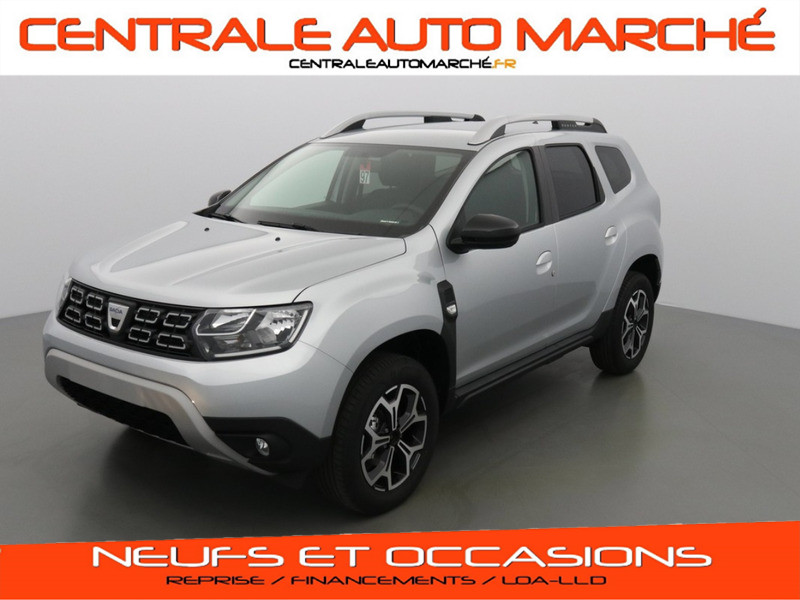 Dacia DUSTER PHASE 2 SL CELEBRATION DIESEL KQA GRIS HIGHLAND Neuf à vendre