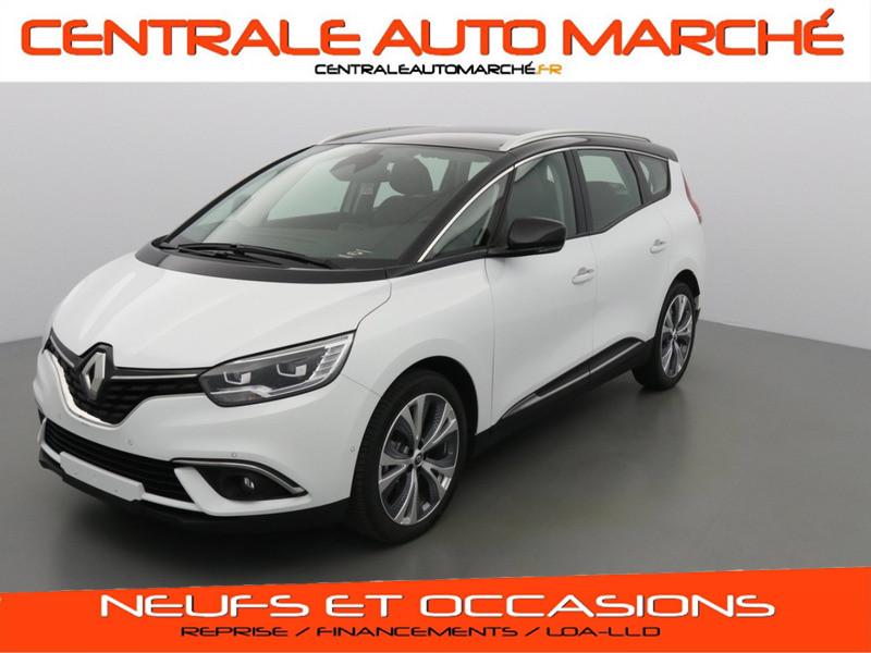 Photo 1 de l'offre de RENAULT GRAND SCENIC 4 FINAL EDITION à 28158€ chez Centrale auto marché Périgueux