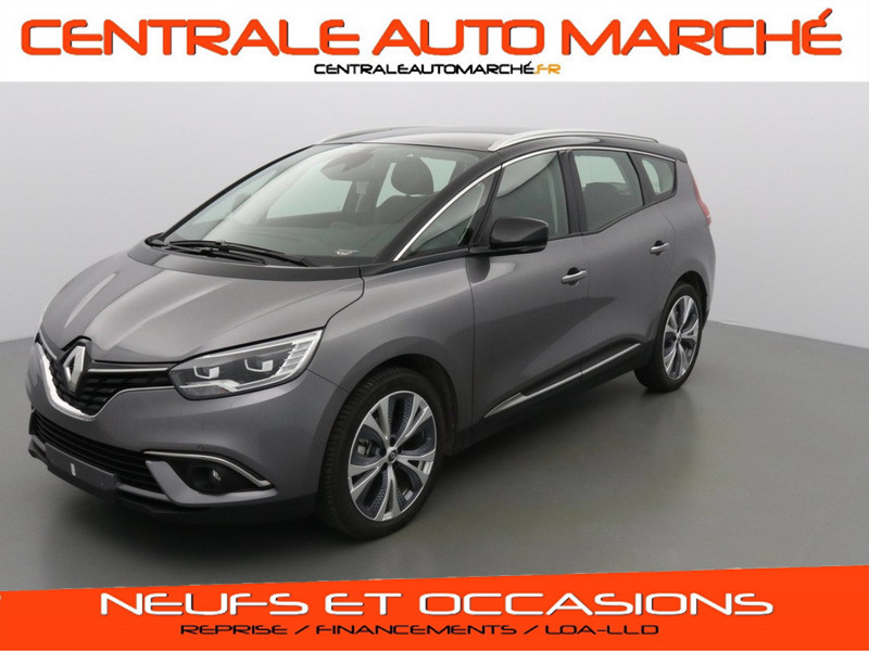 Renault GRAND SCENIC 4 FINAL EDITION DIESEL GRIS CASSIOPEE/TOIT NOIR Neuf à vendre