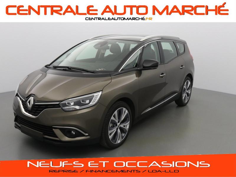 Photo 1 de l'offre de RENAULT GRAND SCENIC 4 FINAL EDITION à 28780€ chez Centrale auto marché Périgueux