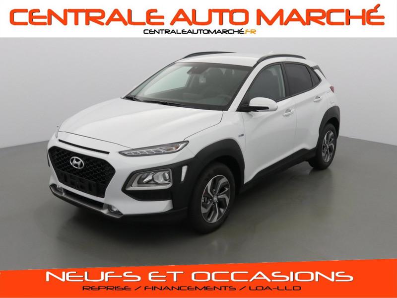 Hyundai KONA HYBRID PREMIUM HYBRIDE P6W CHALK WHITE Neuf à vendre