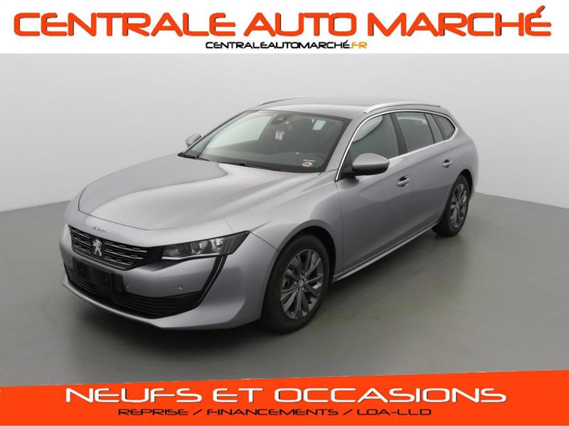 Photo 1 de l'offre de PEUGEOT 508 R8 SW BUSINESS à 30821€ chez Centrale auto marché Périgueux