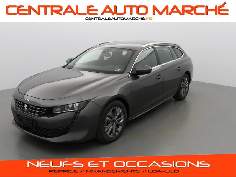 Photo 1 de l'offre de PEUGEOT 508 R8 SW BUSINESS à 27896€ chez Centrale auto marché Périgueux