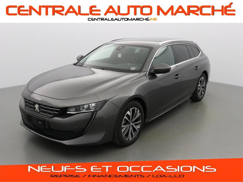 Photo 1 de l'offre de PEUGEOT 508 R8 SW ALLURE à 29102€ chez Centrale auto marché Périgueux