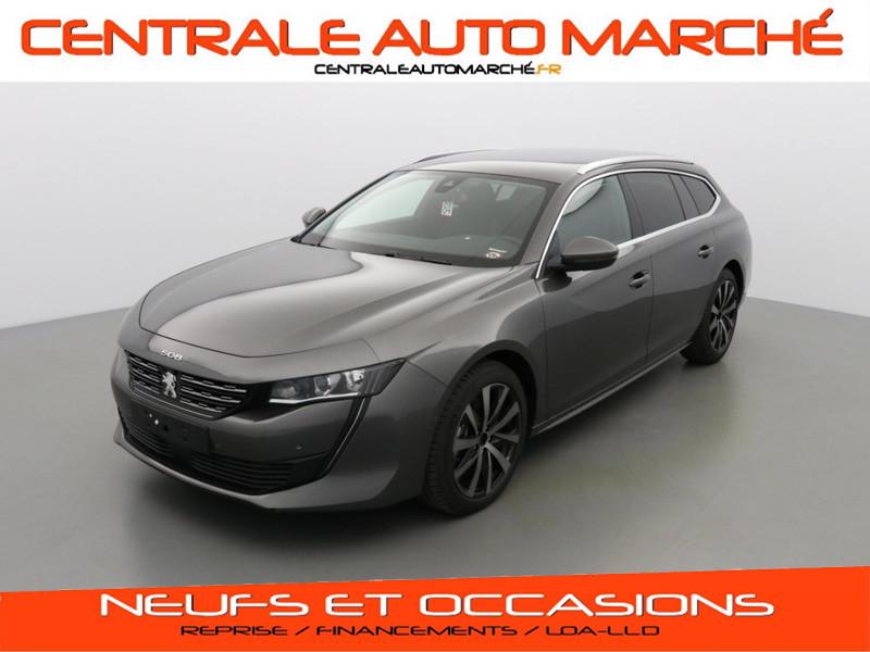 Peugeot 508 R8 SW ALLURE DIESEL M0VL GRIS PLATINIUM Neuf à vendre