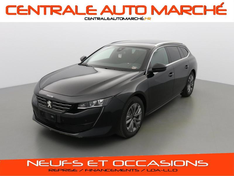 Peugeot 508 R8 SW BUSINESS DIESEL M09V NOIR PERLA NERA Neuf à vendre