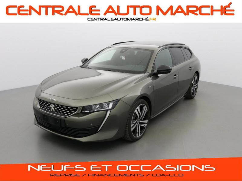 Peugeot 508 R8 SW GT LINE DIESEL M0KL GRIS AMAZONITE Neuf à vendre