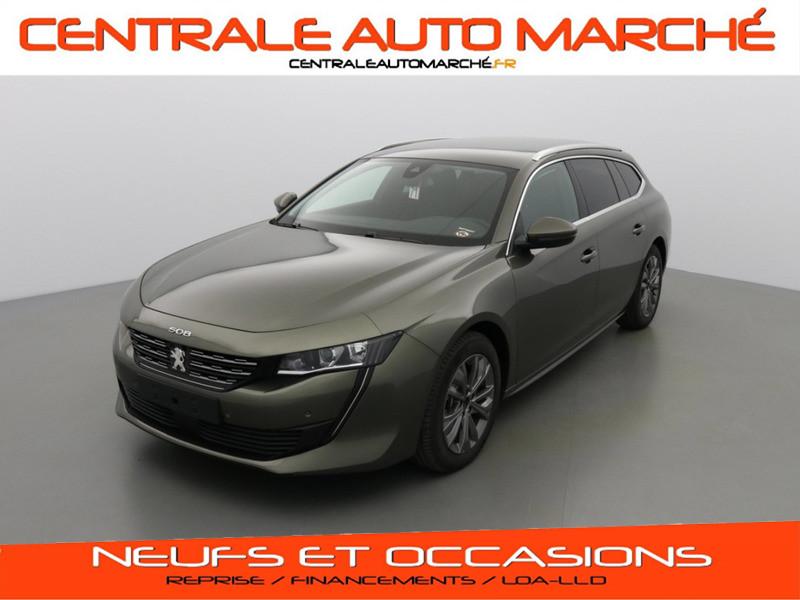 Peugeot 508 R8 SW BUSINESS DIESEL M0KL GRIS AMAZONITE Neuf à vendre