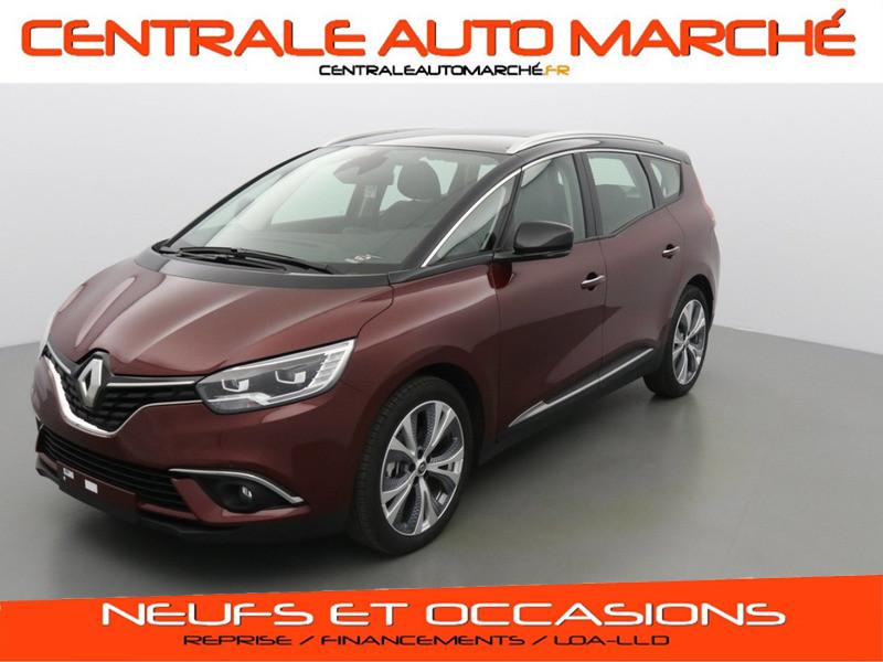 Photo 1 de l'offre de RENAULT GRAND SCENIC 4 FINAL EDITION à 28347€ chez Centrale auto marché Périgueux