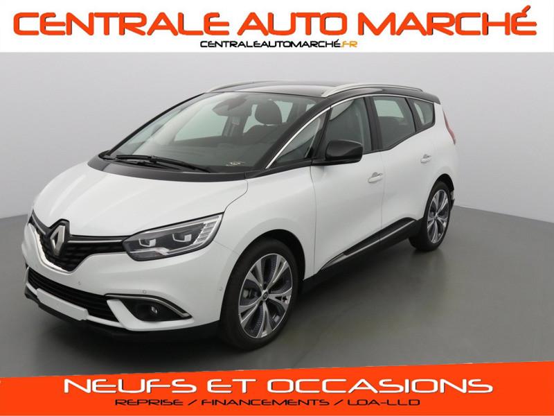 Renault GRAND SCENIC 4 FINAL EDITION DIESEL BLANC NACRE/TOIT NOIR Neuf à vendre