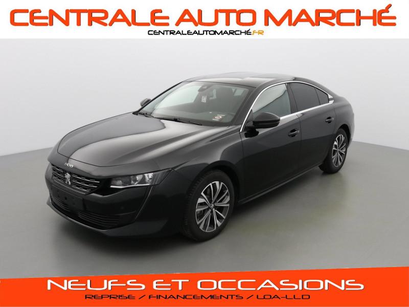 Photo 1 de l'offre de PEUGEOT 508 R8 BERLINE ALLURE à 31296€ chez Centrale auto marché Périgueux