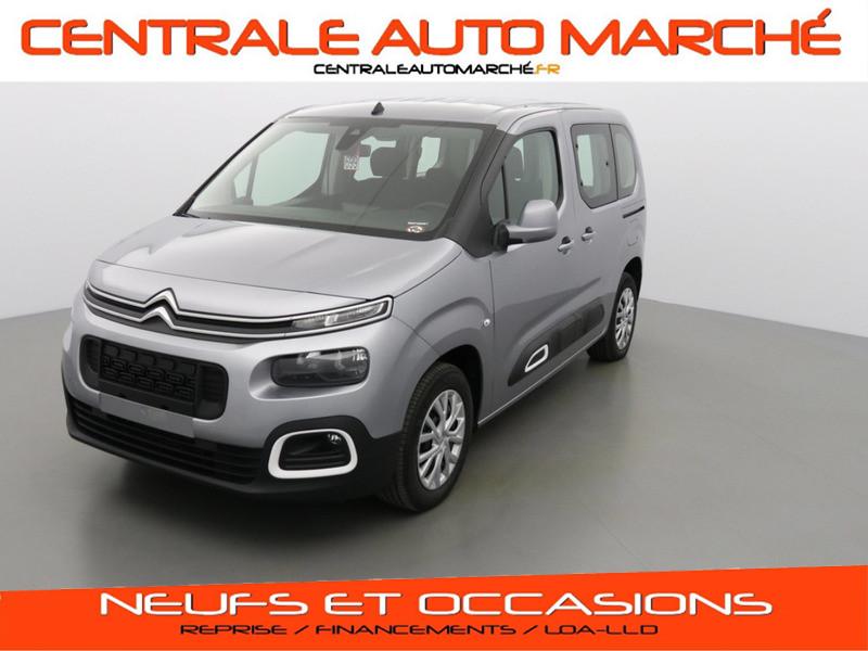 Photo 1 de l'offre de CITROEN Berlingo LIVE à 23600€ chez Centrale auto marché Périgueux