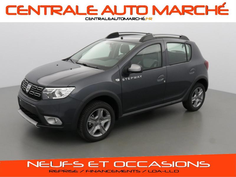 Dacia SANDERO STEPWAY PLUS DIESEL KNA GRIS COMÈTE Neuf à vendre