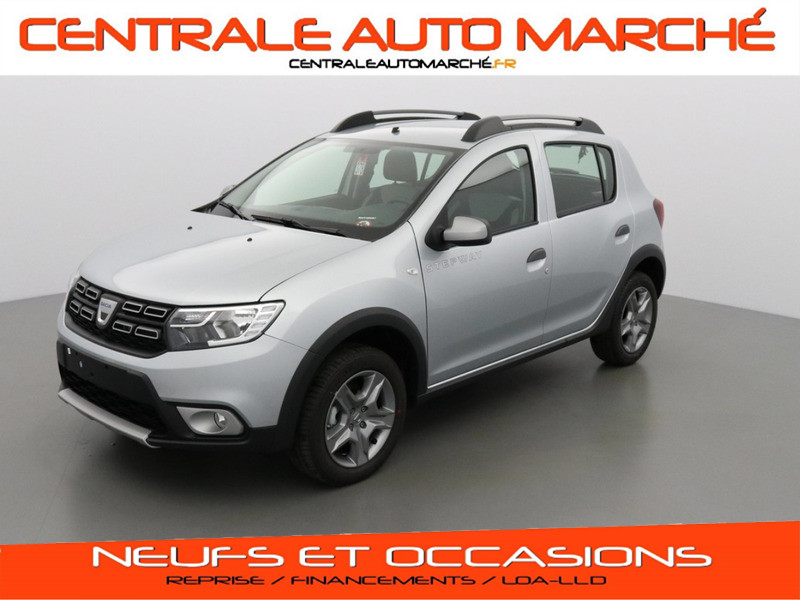 Dacia SANDERO STEPWAY PLUS DIESEL KQA GRIS HIGHLAND Neuf à vendre