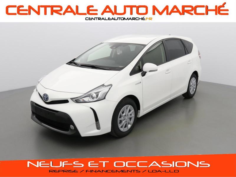 Photo 1 de l'offre de TOYOTA PRIUS + ACTIVE à 26915€ chez Centrale auto marché Périgueux