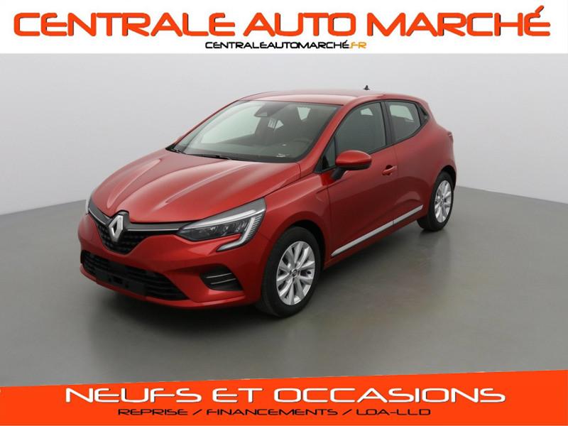 Photo 1 de l'offre de RENAULT CLIO 5 ZEN à 16235€ chez Centrale auto marché Périgueux