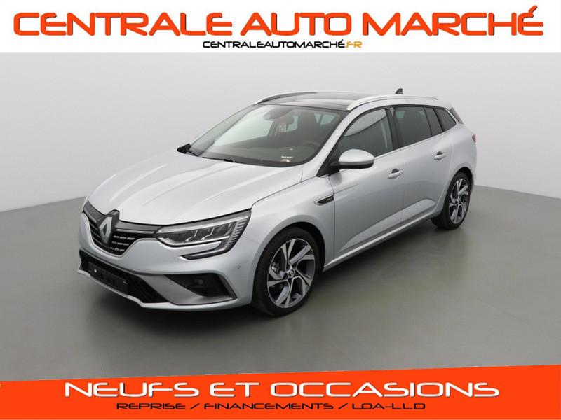 Photo 1 de l'offre de RENAULT MEGANE 4 GRANDTOUR PHASE 2 R.S. LINE à 27797€ chez Centrale auto marché Périgueux