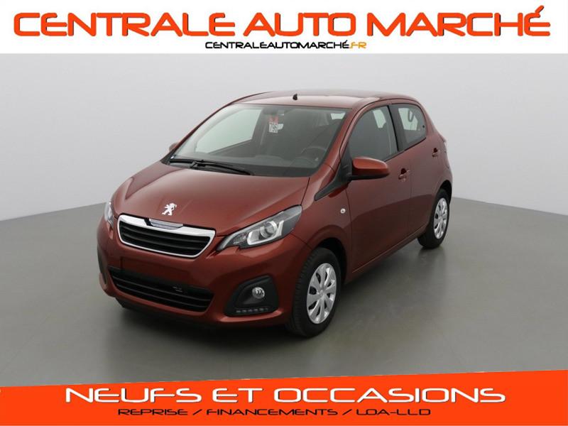 Peugeot 108 ACTIVE ESSENCE M0TY ANTELOPE Neuf à vendre