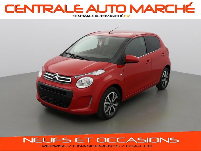 Photo 1 de l'offre de CITROEN C1 SHINE à 13810€ chez Centrale auto marché Périgueux