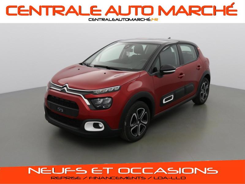 Photo 1 de l'offre de CITROEN C3  FEEL PACK à 15608€ chez Centrale auto marché Périgueux