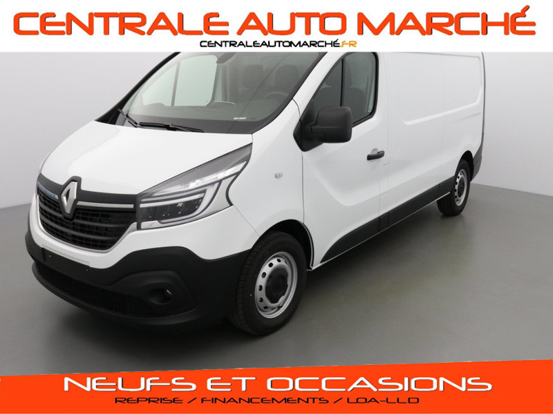 Renault TRAFIC PHASE 2 L2H1 CONFORT DIESEL 369 BLANC Neuf à vendre