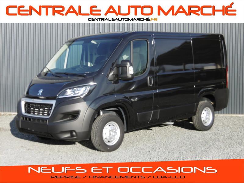 Peugeot BOXER FOURGON TOLE L1H1 PREMIUM DIESEL M0E9 NOIR GRAPHITO Neuf à vendre