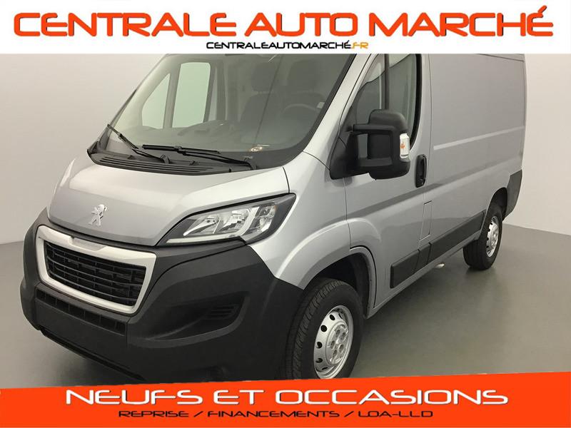 Photo 1 de l'offre de PEUGEOT BOXER FOURGON TOLE L1H1 PREMIUM à 27955€ chez Centrale auto marché Périgueux