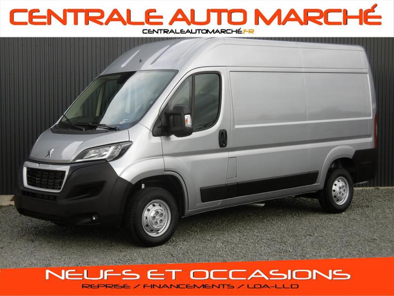 Peugeot BOXER FOURGON TOLE L2H2 ASPHALT DIESEL M0F4 GRIS ARTENSE Neuf à vendre